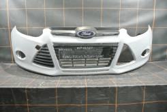 Ford Focus 3 (2011-15гг) - Бампер передний