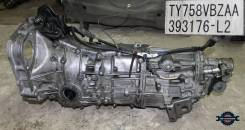 МКПП TY758Vbzaa Subaru Forester SH5
