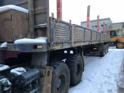 Чмзап. Полуприцеп-тяжеловоз (35 тонн по документам) ОАО Уралавтоприцеп , 35 000кг.