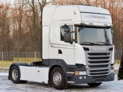 Scania R410. Седельный тягач Scania, 11 700куб. см., 44 000кг., 4x2
