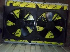 Вентилятор охлаждения радиатора. Chery A21 Chery Fora A21, A21