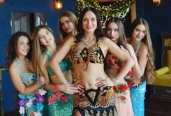 Восточные танцы (танец живота) для девушек 13-16 лет! Набор с нуля!