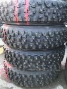 Dunlop. Зимние, шипованные, 5%, 4 шт