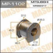 Втулка стабилизатора переднего! d25 mitsubishi l200 kb4t 05 Masuma арт. MP1102 Mp-1102_