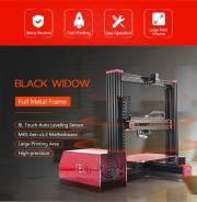 3D принер TEVO Black Widow Хабаровск +сопла +пластик