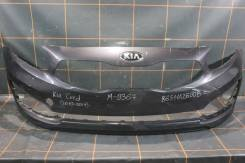 Kia Ceed 2 (2015-17гг) - Бампер передний