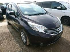 Nissan Note. E12090485, HR12DDR