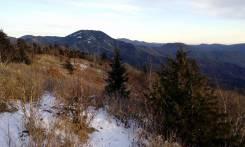 """Двухдневный поход на гору Макариха (1167м) с ночевкой в палатке """"Зима"""""""