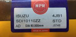Кольца поршневые ISUZU ELF 4JB1/4JA1 JAPAN (NPR) STD SDI10110ZZ