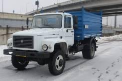 ГАЗ-33086 Земляк. Газон Земляк, 4 430куб. см., 4 000кг., 4x4
