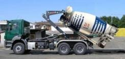 Tigarbo. Автобетоносмеситель с выгодой до 60 %, благодаря съёмному оборудованию, 3 000куб. см., 6,00куб. м. Под заказ