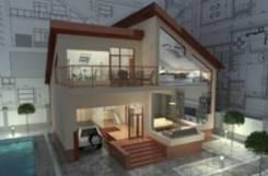 3D визуализация, дизайн интерьера