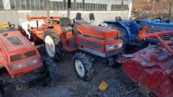 Yanmar FX235. Трактор 23 л. с., 4wd, фреза, навеска на 3т, 23 л.с.