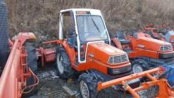 Kubota X24. Трактор 24л. с, 4wd, ВОМ, фреза, 4 цилиндра, 24 л.с.