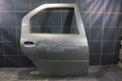 Renault Logan 1 (2004-15гг) - Дверь задняя правая