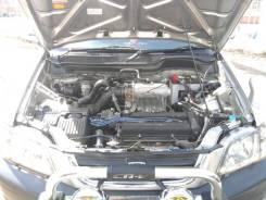 Двигатель B20B в разбор