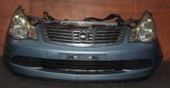 Передняя часть автомобиля. Nissan Almera, G15 Двигатель K4M