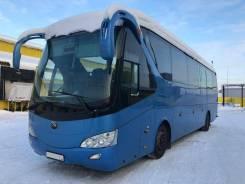 Yutong ZK6129H. Туристический автобус , 49 мест, В кредит, лизинг