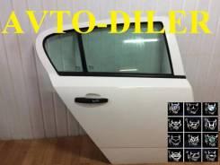Дверь задняя правая Opel Astra H 93181215 13162877