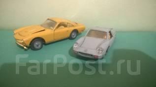 Модели металл Лотус А-39 + Феррари 250 GT Сделано в СССР