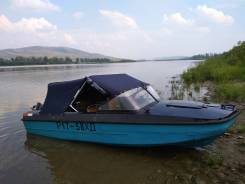 Обь-3. 2008 год год, двигатель без двигателя