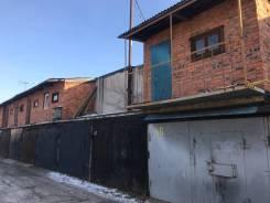 Гаражи капитальные. улица Забайкальская 11, р-н Кировский, 34кв.м., электричество, подвал.