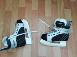 Продам коньки. размер: 40, хоккейные коньки
