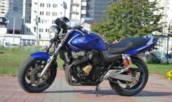 Honda CB 400SF. 400куб. см., птс, с пробегом