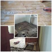 Демонтаж, Слом, Вскрытие, деревянного пола, самые низкие цены. Звоните