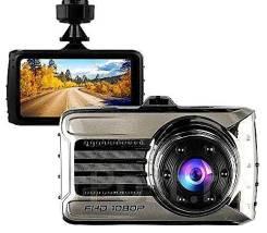 Видеорегистратор Dash Cam+ Камера заднего вида/ТЦ Тихоокеанский/Donat