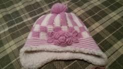 Отдам детскую зимнюю шапку