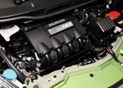 Двигатель в сборе. Honda Insight Honda Fit, GP1 Honda Fit Hybrid, GP1 Двигатели: LDA, LDA3