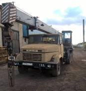 ДЗАК КС-3575А. Грузовой автокран КРАЗ 250 КС 3575А