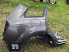 Крыло заднее правое четверть Audi Q7 4M