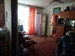 2-комнатная, улица Луговая 2. Партизанский район с.Казанка, частное лицо, 39,9кв.м.