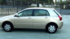 Toyota Corolla Runx. Без водителя