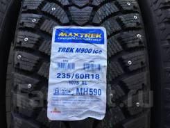 Maxtrek Trek M900. Зимние, шипованные, 2015 год, без износа, 2 шт. Под заказ
