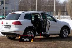Накладка на порог. Volkswagen Touareg, 7P5 CASA, CASD, CATA, CGEA, CGFA, CGNA, CGRA, CJGD, CJMA, CKDA, CMTA, CNRB, CRCA
