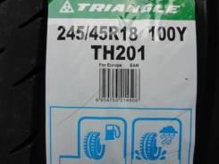 Triangle Sports TH201. Летние, 2018 год, без износа, 4 шт