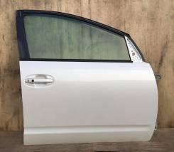 Дверь передняя правая цвет 070 (перламутр) Toyota Prius NHW20