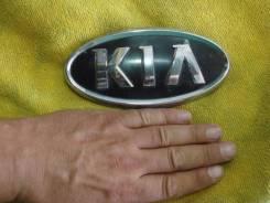 Эмблема. Kia Sedona Kia Carnival Kia Grand Carnival Kia Sportage Двигатель D4BB