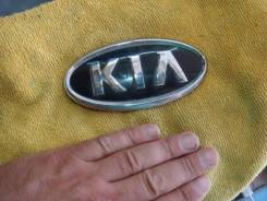 Эмблема багажника. Kia: Optima, Lotze, Spectra, Cerato, Picanto, Venga, Pride, X-Trek, Forte, K5, Rio, Magentis, Morning, Shuma, Carens Двигатели: D3F...