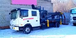 Hyundai Mega Truck. Hyundai MEGA Truck 2011, 6 606куб. см., 5 000кг.