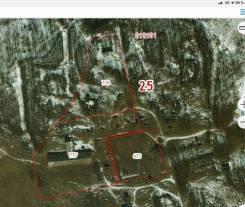 Продажа земельного участка с фермой и домом. 32 000кв.м., собственность, электричество, вода