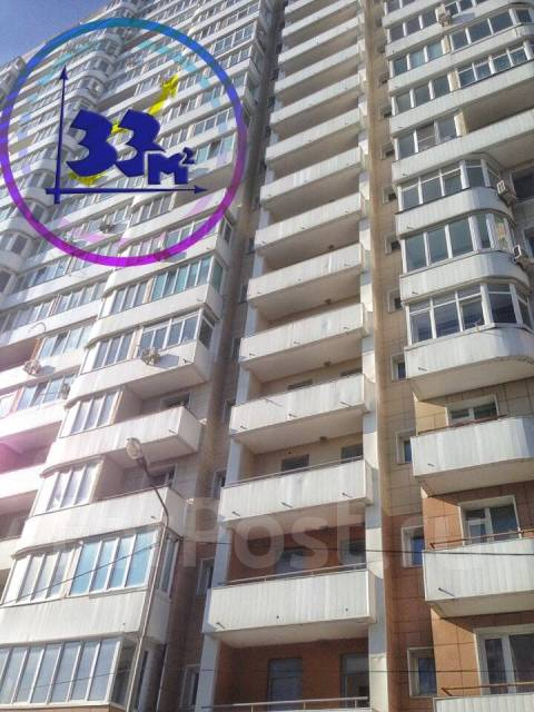 2-комнатная, улица Леонова 66. Эгершельд, агентство, 50кв.м. Дом снаружи
