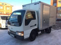 Nissan Atlas. Грузовой фургон , 4 334куб. см., 2 500кг., 4x2