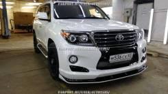 Бампер передний Elford Toyota Land Cruiser 200 2012-2014 #2