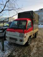 Subaru Sambar Truck. Продаётся грузовик Subaru Sambar, 600куб. см., 1 000кг., 4x4