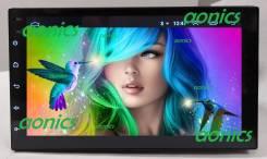 """Магнитола 2DIN Универсальная на Android 8.1/wi-fi/GPS/BT/7"""" CAM Aonics"""