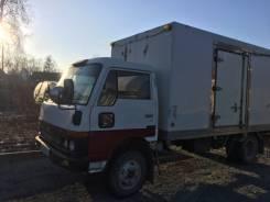 Nissan Diesel Condor. Продам грузовик будка от реф, 3 500куб. см., 3 500кг., 4x2